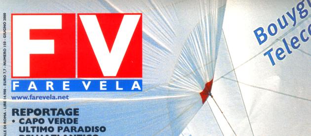 MiniTransat Naus 6.50: articolo su Fare Vela