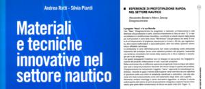 Politecnico Milano: Materiali e Tecniche Innovative nel settore Nautico