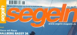 MiniTransat Naus 6.50: articolo su SEGELN